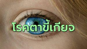 โรคตาขี้เกียจ มีตาเพียงข้างเดียวที่ทำงาน